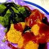 【はまずし】でスイーツ 母の日の浜比嘉島帰りの夕食で外食♪